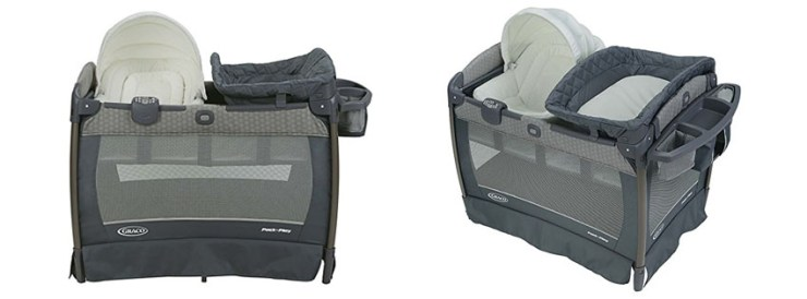 Graco Oasis with Soothe Surround Technology Playard