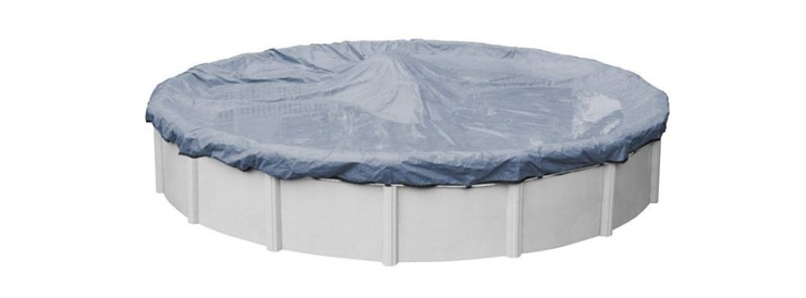 Robelle Premier Winter Cover for Foot Round Above-Ground Swimming Pools