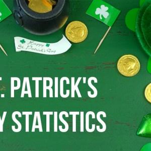 St Patricks Day Statistics Featured
