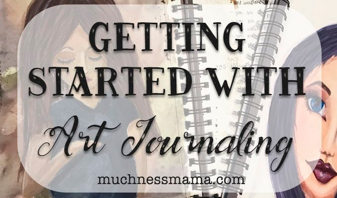 Getting Started with Art Journaling