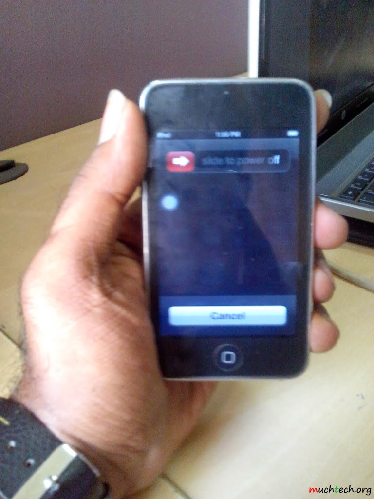 How to turn off the iPod 89