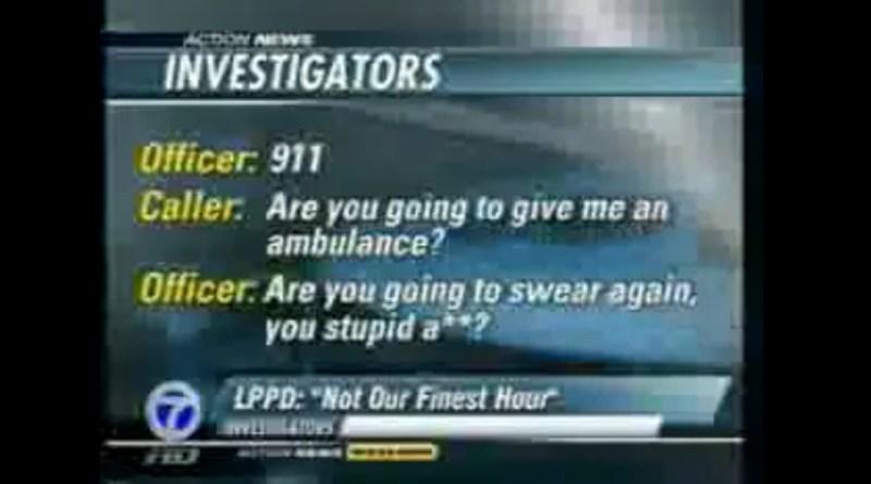 911 hang up