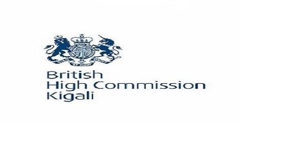 Governance Adviser at British High Commission in Kigali: (Deadline 19 October 2021)