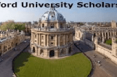 Undergraduate, Master's and PhD in UK : Full Funded Weidenfeld-Hoffmann Scholarships and Leadership Programme at Oxford University for all nationalities, Deadline : 10 January 2020