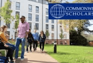 STUDY IN UK : Full Funded Scholarships from Commonwealth for candidates from least developed and lower middle income, Deadline : 18 December 2019