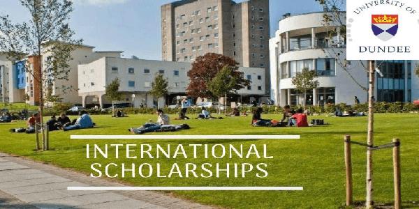 Full Scholarship at University of Dundee in the UK( Deadline : 01 September 2021)