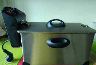 Deep fryer brand new; Price: 50,000Frw; Contact : +250 787 924 088