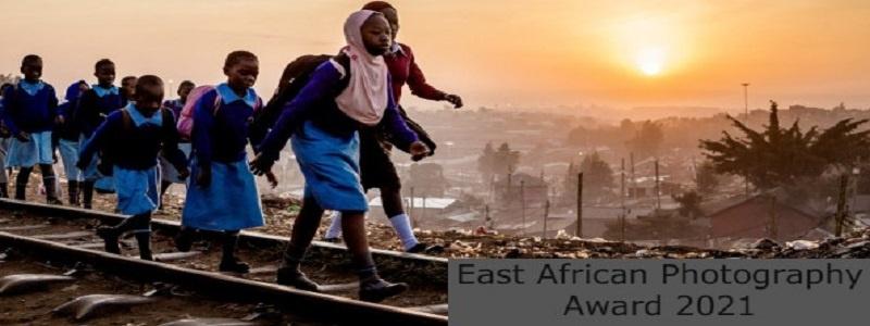 East African Photography Award 2021: (Deadline 1 August 2021)