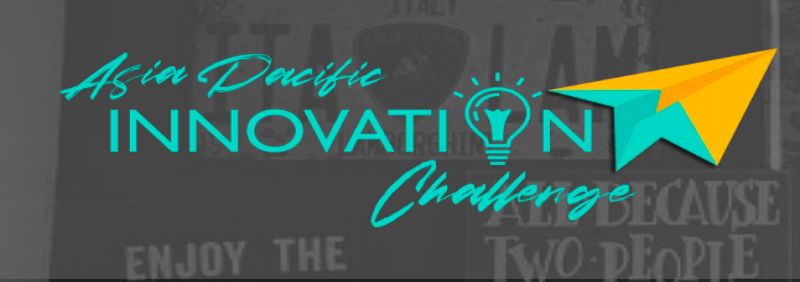 Asia Pacific Innovation Challenge || Apply Now: (Deadline Ongoing)