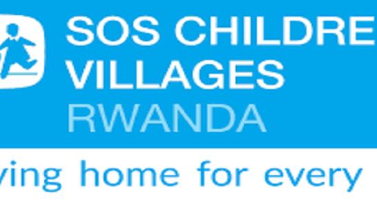 3 Job Positions at SOS Children's Villages Rwanda: (Deadline 24 September 2021)