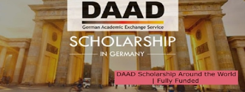 DAAD Scholarship Around the World | Fully Funded: (Deadline 15 October 2021)