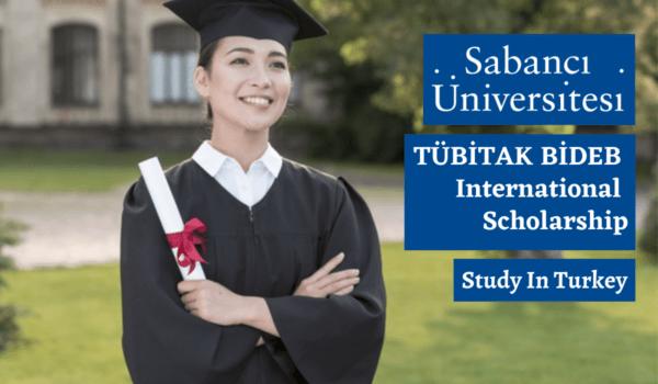 Sabanc? University 2021 TÜB?TAK B?DEB international awards at Turkey