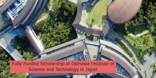 Fully Funded Scholarship in Japan: (Deadline 31 March 2022)