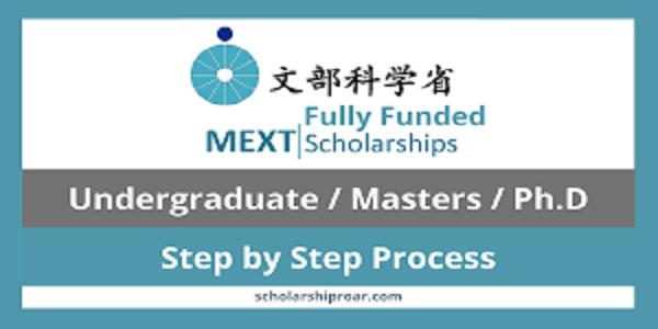MEXT Scholarship in Japan | Fully Funded: (Deadline 31 December 2021)