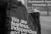 Shuttleworth Foundation Fellowships 2022: (Deadline 15 October 2021)