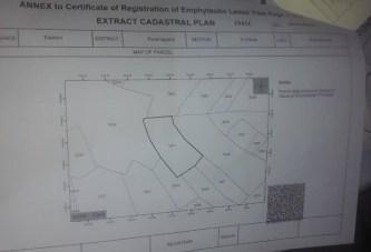 Plot for Sale, Location; Nyagasambu near of Hospital on Best Price: 3,500,000rwfs.
