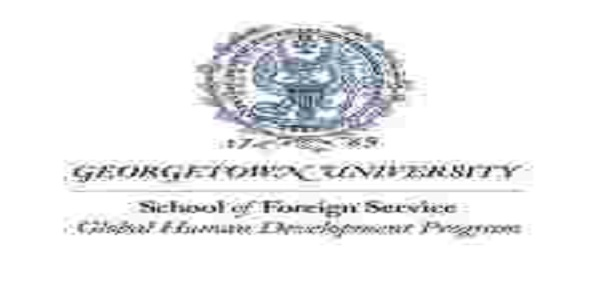 Georgetown University 2021 Pedro Arrupe S.J. International funding for Peace in USA: (Deadline 1 November 2021)