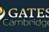 Gates Cambridge 2021 Scholarships for International Students (Uk): (Deadline 13 October 2021)