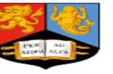 University Of Birmingham 2021 International Chemistry Scholarships in UK: (Deadline Ongoing)