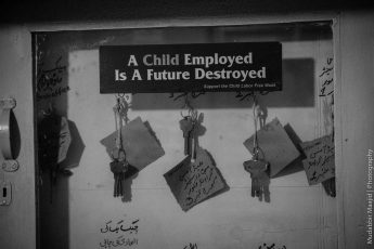 A Child Employed is a Future Destroyed