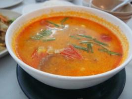 家庭料理風の素朴な味のタイ料理に大満足 〜YOYO Restaurant ::タイ・パトンビーチ