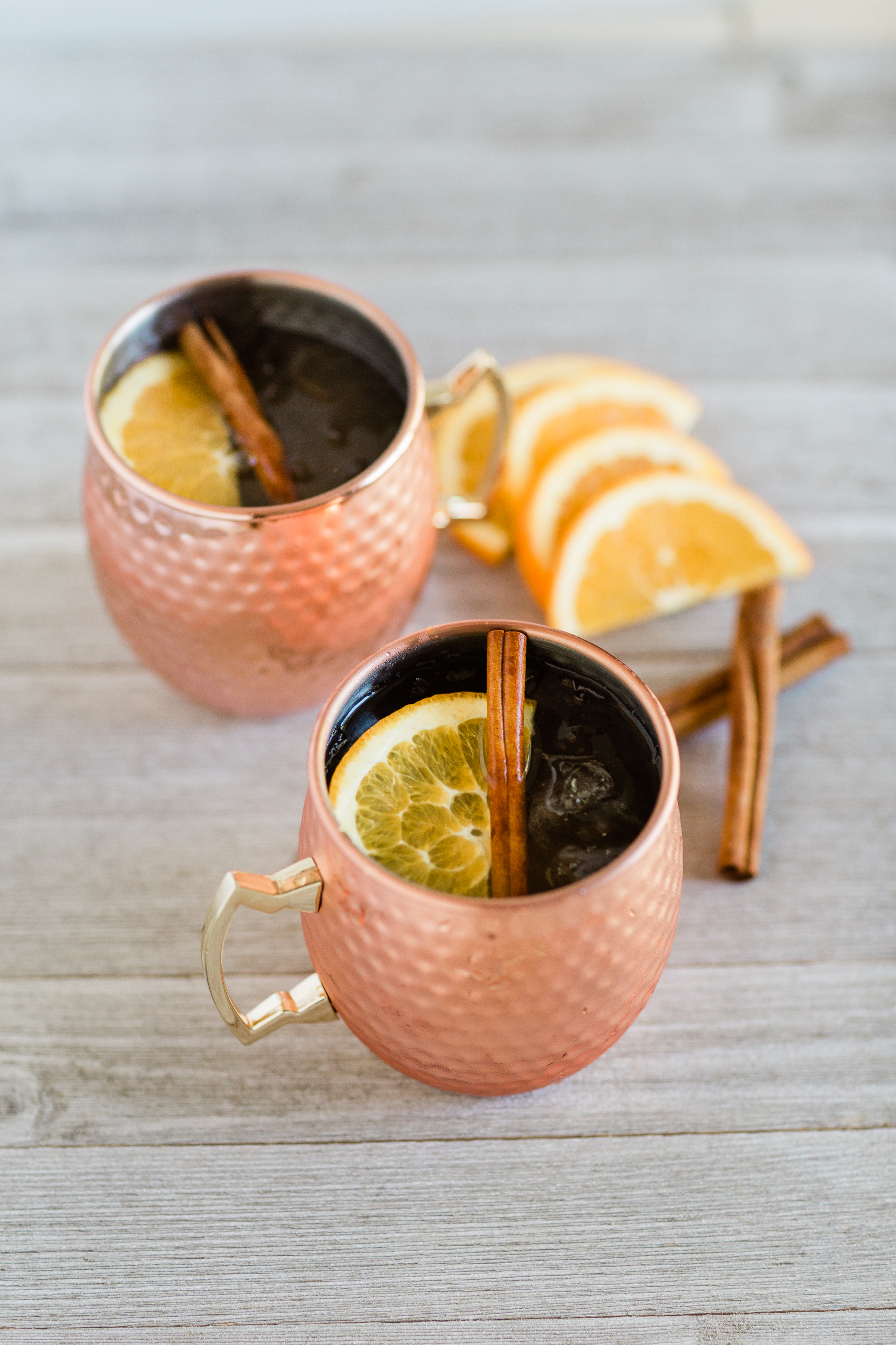 Cold Toddy Cocktail
