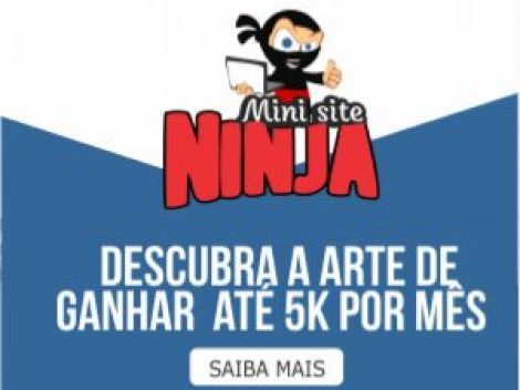 mini-site-ninja