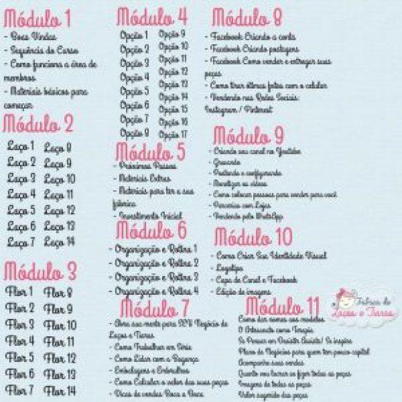 lista-das-aulas-curso-fabrica-de-laços-da-karyne-otto