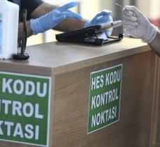 Bursa genelinde 'HES' zorunluluğu