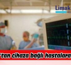 Limak'tan elektrikli cihaza bağlı hastalara çağrı!