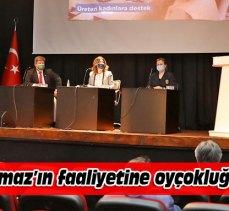 Başkan Türkyılmaz'ın faaliyetlerine 'oy çokluğu' onay