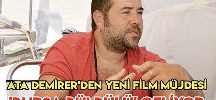 Ata Demirer'den yeni film müjdesi