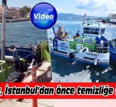 Bursa, İstanbul'dan önce 'salya' temizliğine başladı
