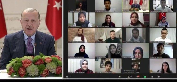 """Erdoğan: """"Yeni normalleşme takvimini 17 Mayıs itibariyle açıklayacağız"""""""