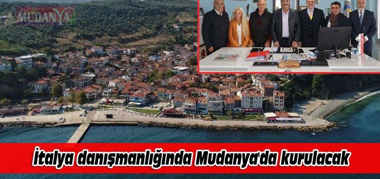 Türkiye'deki ilk bilimsel dalış merkezi Bursa Mudanya'da kurulacak