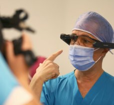 Türkiye'de bir ilk.. 5G'li çevrim içi ameliyat