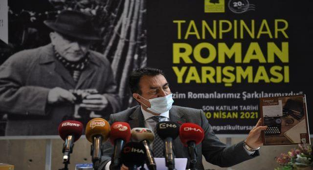 Bursa Osmangazi Belediyesi'nde Ahmet Hamdi Tanpınar heyecanı
