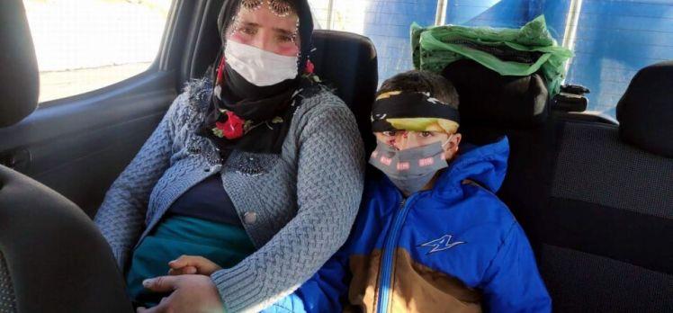 Siirt'te yüksekten düşen çocuk için ekipler seferber oldu