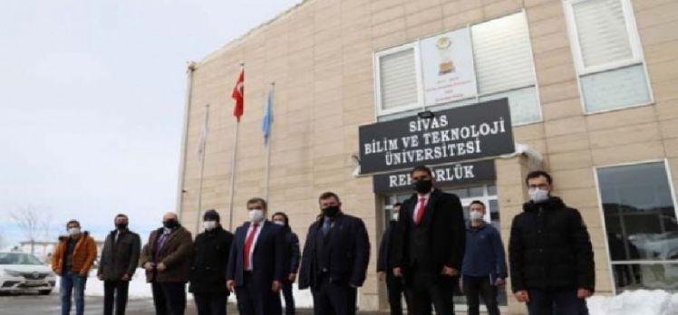 Uzay Mühendisleri Sivas'tan yetişecek!