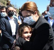 """Bakan Yanık: """"5 ilde yangınzedelere 21 milyon lira kaynak aktarımı yapıldı"""""""