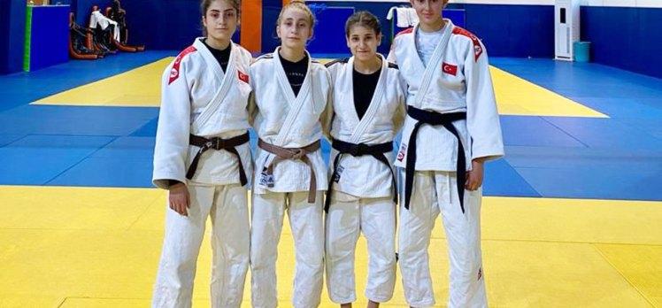 Kocaeli'nin Judocuları Avrupa arenasında