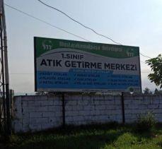 Bursa'nın ilk atık merkezi 2 bin ton atığı geri kazandırdı
