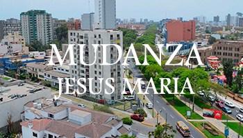 Mudanzas en jesus maria