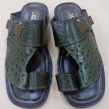 MS Collection Men Shoes – Green 42″