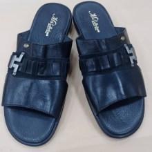 MS Collection Men Shoes – Black 44″