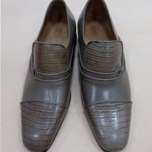 MS Classic Men Shoes – Brown 41″