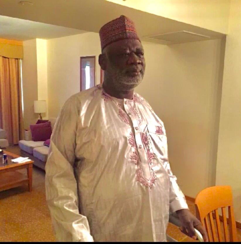 Late. Alh. Idris Abubakar Father Of CEO/Chairman Mudatex Mudassir And Brothers Ltd.