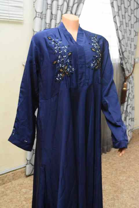 Abaya/Gown for women from mudatex mudassir and Brothers ltd