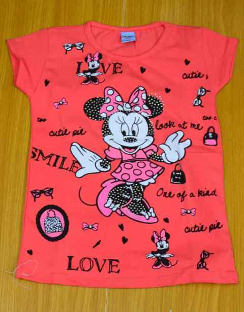 Girls top and Bomb short from mudatex mudasssir and brothers ltd