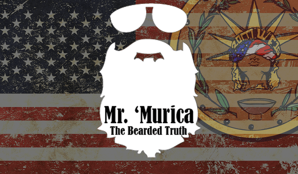 Mr. 'Murica: The Bearded Truth